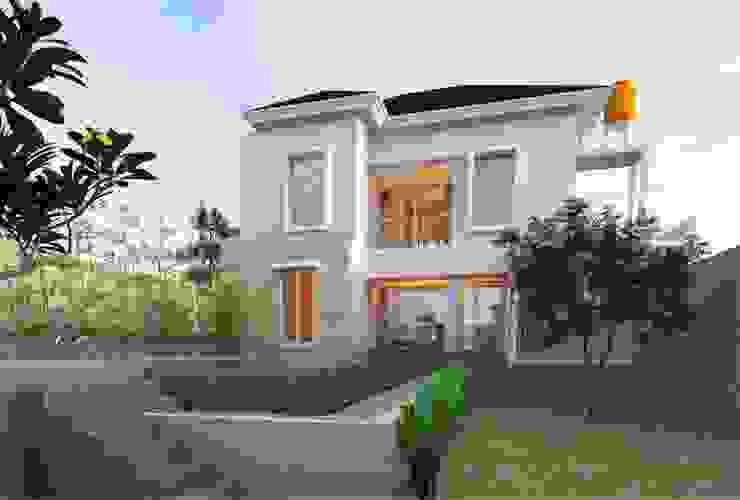 Fasade Belakang Manasara Design&Build