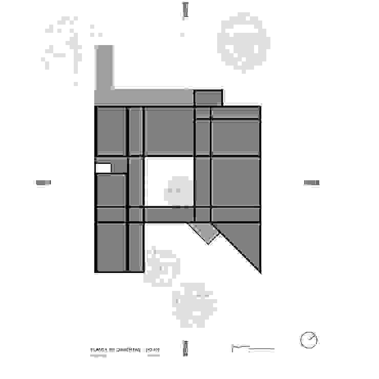 XXStudio Wooden houses Concrete Grey