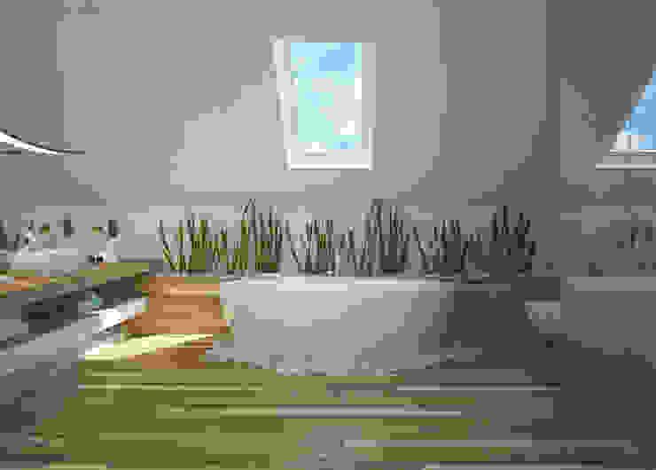 Minimalist Interior Design Minimalist style bathroom by Tamriko Interior Design Studio Minimalist