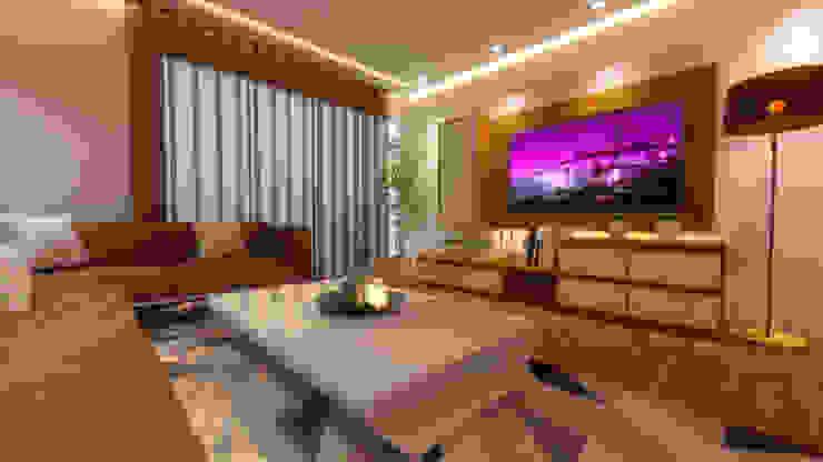 Drawing Room Design: modern  by Homedesignping,Modern