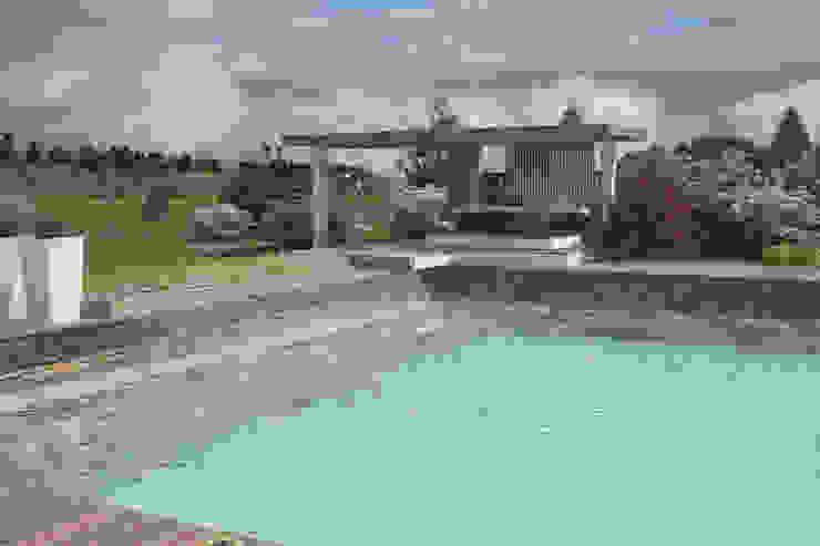 Мастерская ландшафта Дмитрия Бородавкина Garden Pool