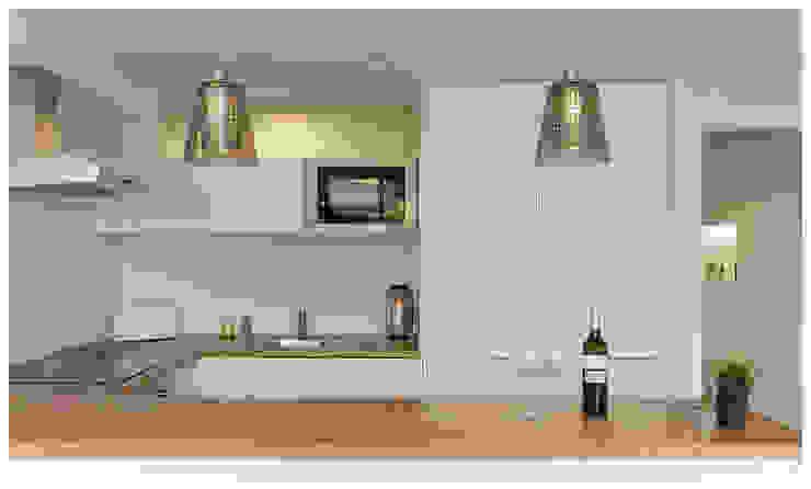 AGUSTIN DAVID PHOTOGRAPHY 現代廚房設計點子、靈感&圖片