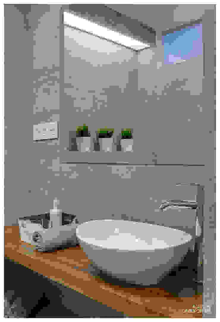 Baños de estilo moderno de AGUSTIN DAVID PHOTOGRAPHY Moderno