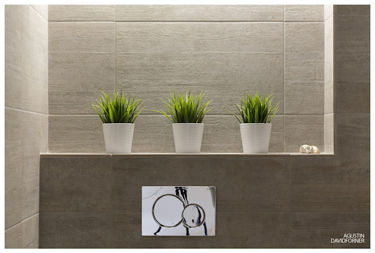 AGUSTIN DAVID PHOTOGRAPHY 現代浴室設計點子、靈感&圖片