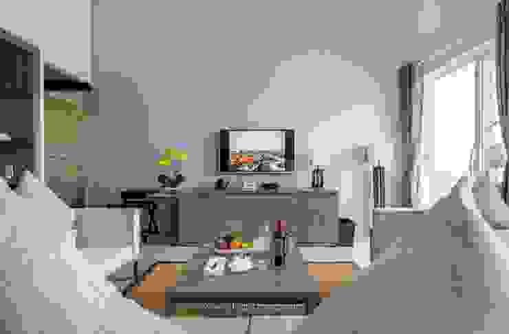 KHU RESORT AND HOTEL GRANDVRIO OCEAN ĐÀ NẴNG bởi CÔNG TY TNHH THIẾT KẾ PDS INTERIOR HOÀNG DƯƠNG Hiện đại