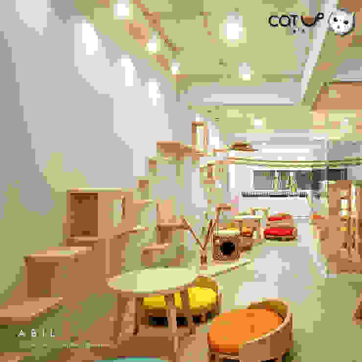 Cat Land แดนของแมว โดย Abilmente Co.,Ltd มินิมัล