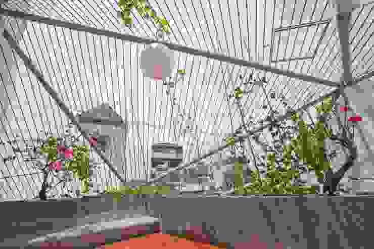 a21house:  Vườn by a21studĩo