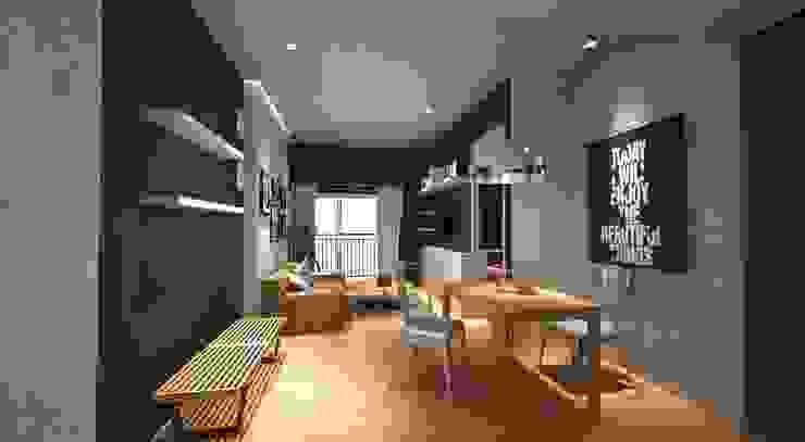 แบบinteriorบ้านและคอนโด modern Designaholic