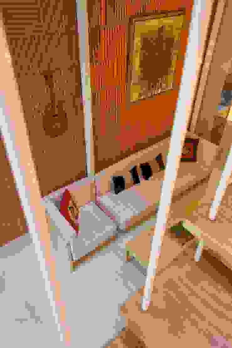3x9 house bởi a21studĩo Hiện đại