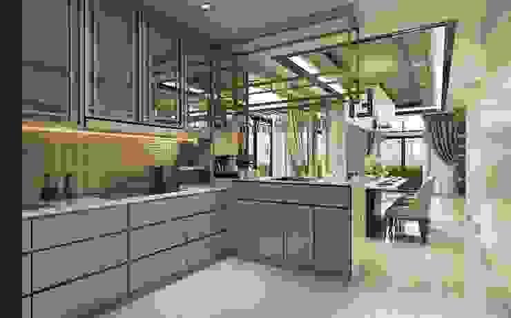 modern luxury style โดย The wisdomhouses