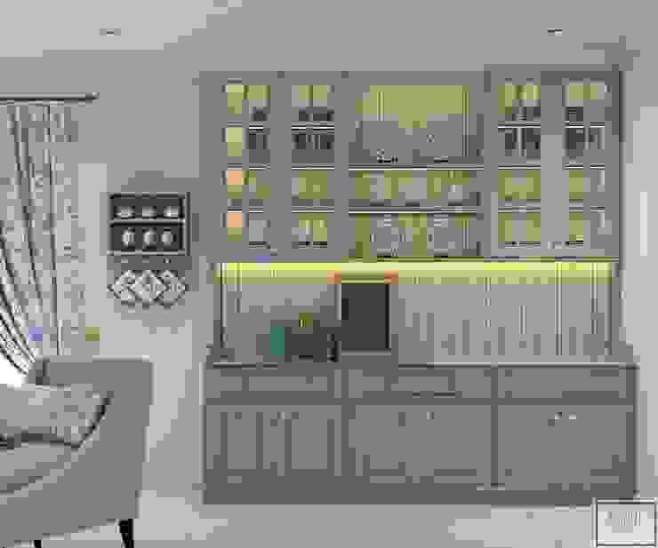 Perfect Living Place ราชพฤกษ์,กรุงเทพ โดย Pani design