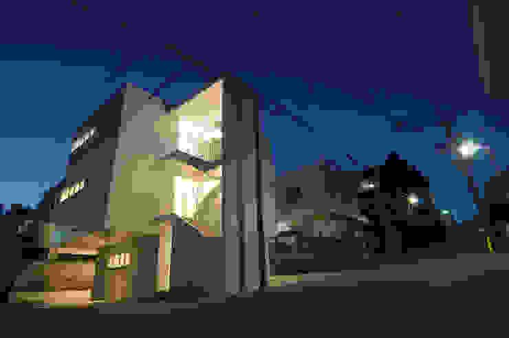 hacototo design room Multi-Family house Reinforced concrete