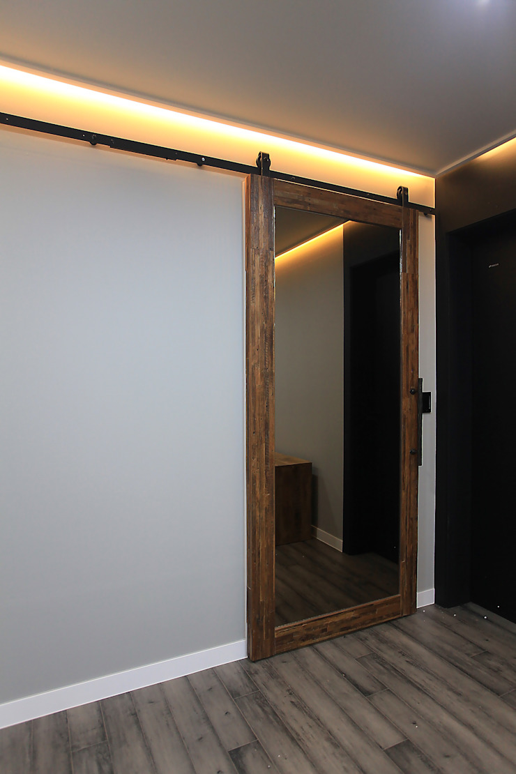 Modern style doors by JUNDESIGN Modern