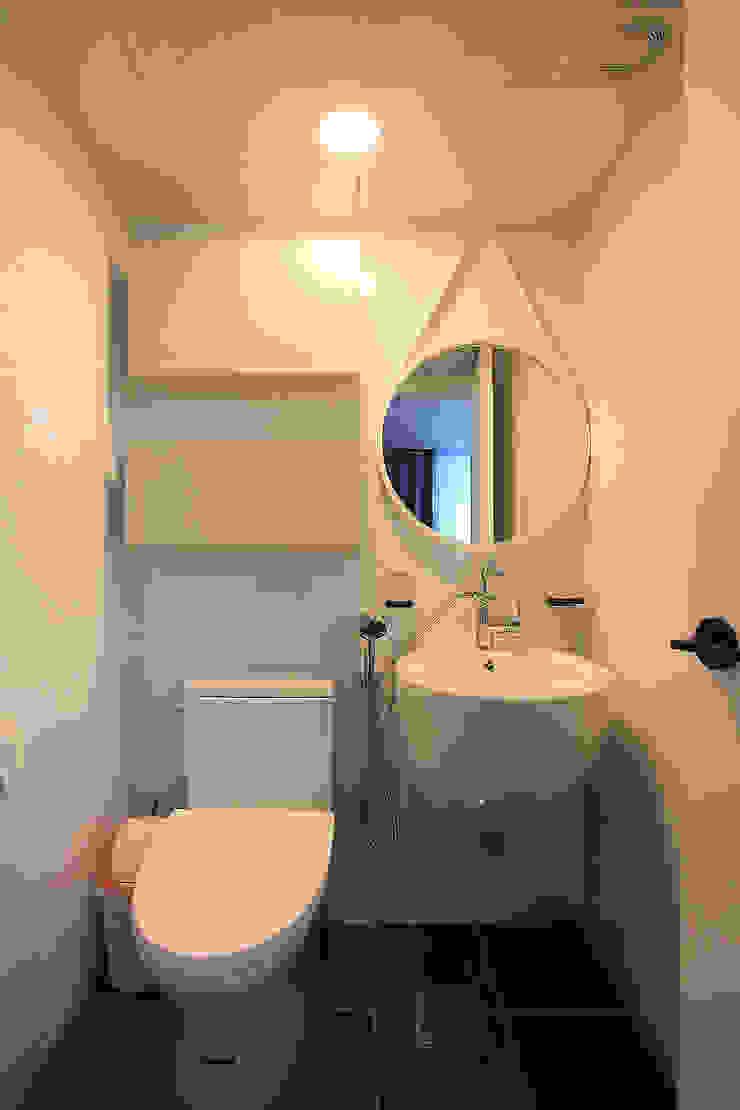 수림 1차 모던스타일 욕실 by JUNDESIGN 모던