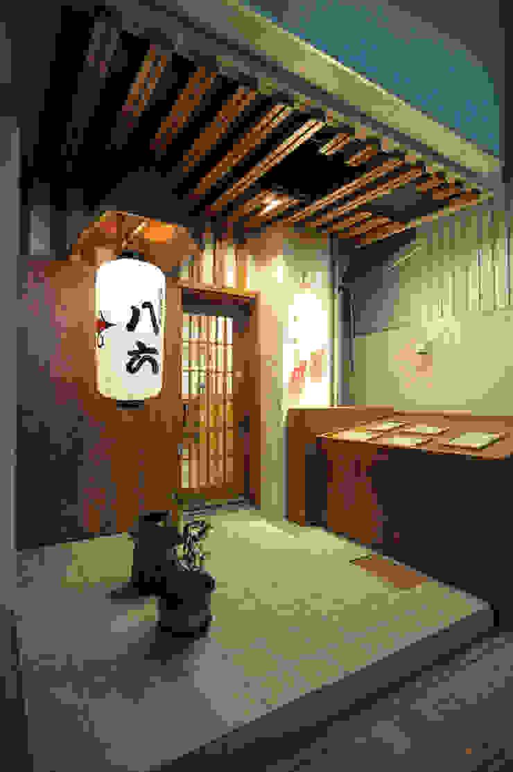 hacototo design room Gastronomi Gaya Asia Kayu Wood effect