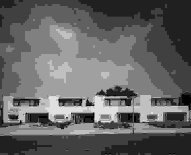 Patiowoningen Maastricht Moderne huizen van Verheij Architecten BNA Modern