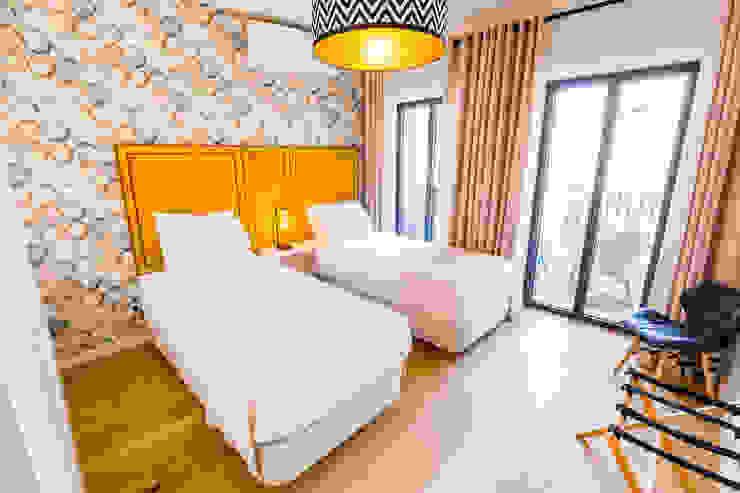 Dormitorios de estilo escandinavo de Sizz Design Escandinavo