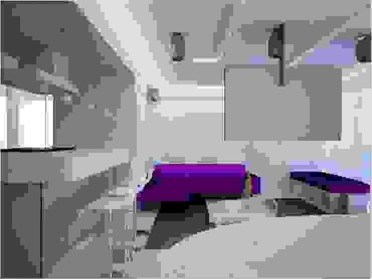 PLANYTEC CONSTRUÇÕES E PROJETOS Modern dining room