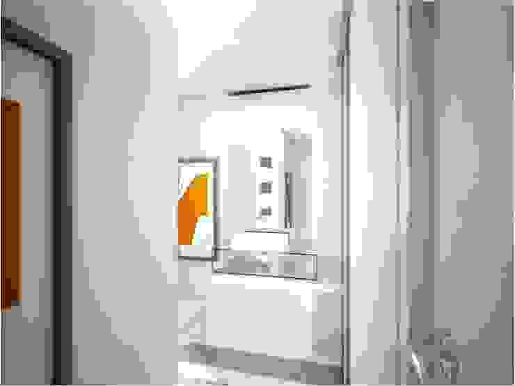 PLANYTEC CONSTRUÇÕES E PROJETOS Modern dressing room