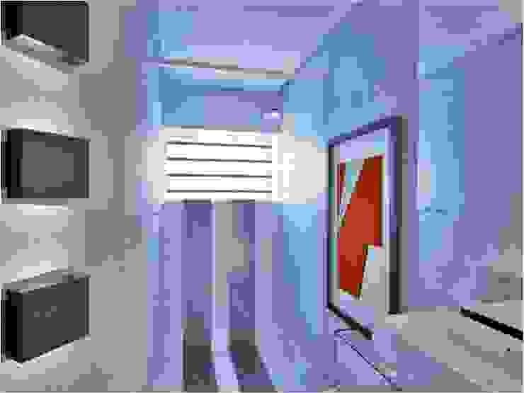 PLANYTEC CONSTRUÇÕES E PROJETOS Modern bathroom