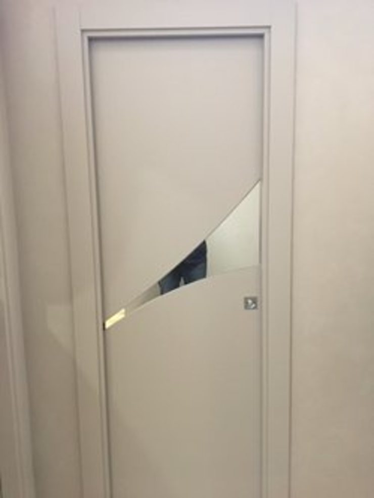 antonio giordano architetto Minimalist style doors