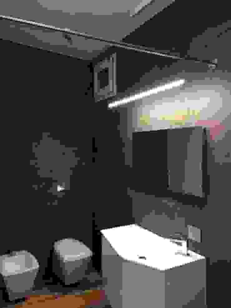 antonio giordano architetto Minimalist bathroom