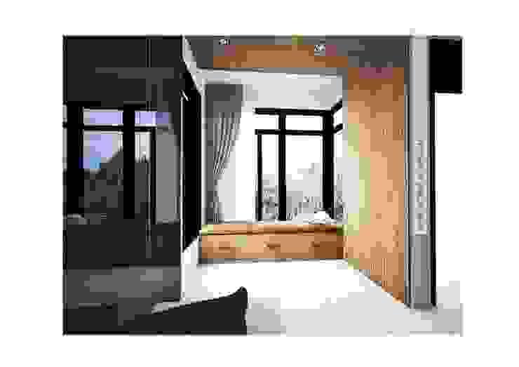 งานออกแบบตกแต่งบ้านลูกค้า คุณคิม หมู่บ้านมัณฑนา โดย betimedesign
