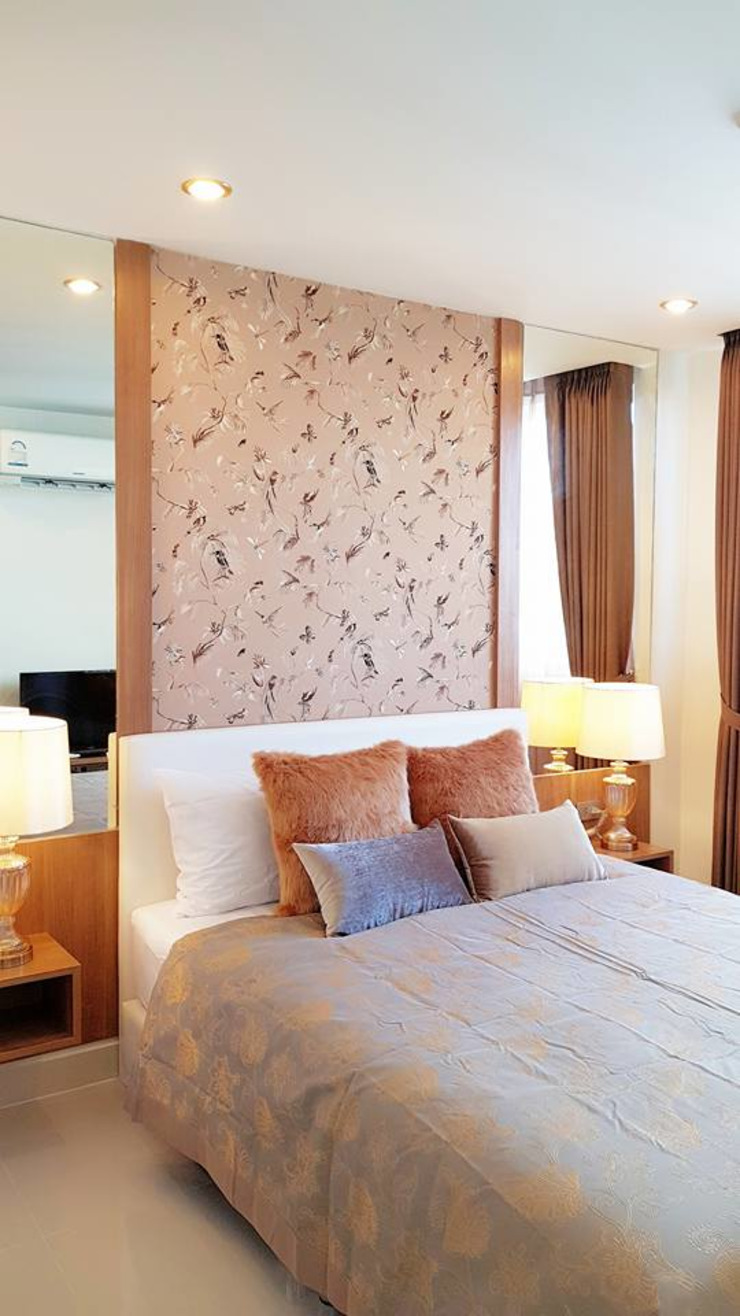 Amazon Residence Pattaya โดย CD Topmost Interior