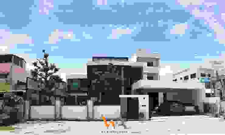 Sarin House โดย บริษัท วิธ อาร์คิเทค จำกัด