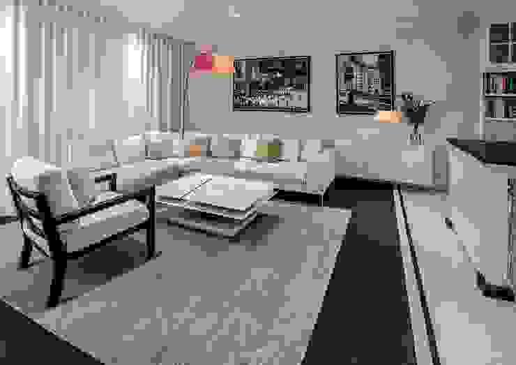 Modern Living Room by Sarmatia Trading Modern