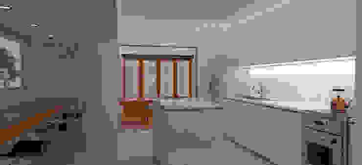 Кухня в стиле модерн от IMAGENES MR Модерн