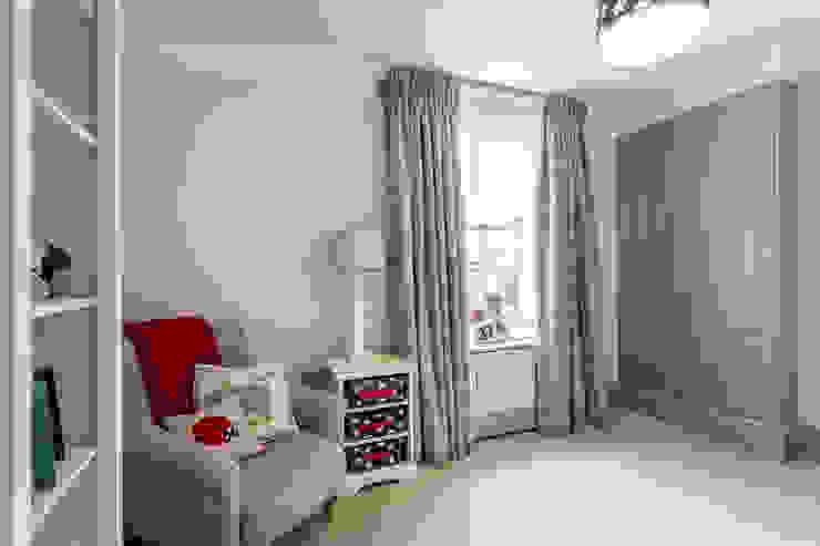 Bedroom GK Architects Ltd Modern nursery/kids room