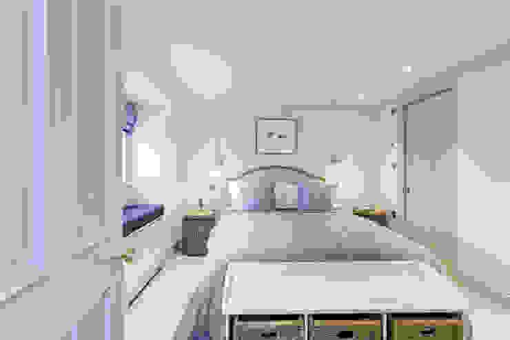 Bedroom من GK Architects Ltd حداثي
