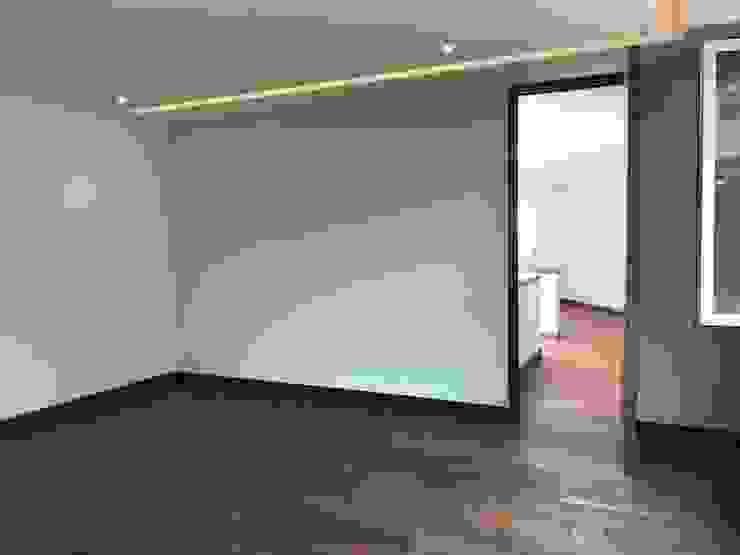 Revah Arqs Ruang Studi/Kantor Modern