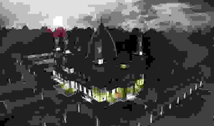 by Besar Studio Arsitektur Mediterranean