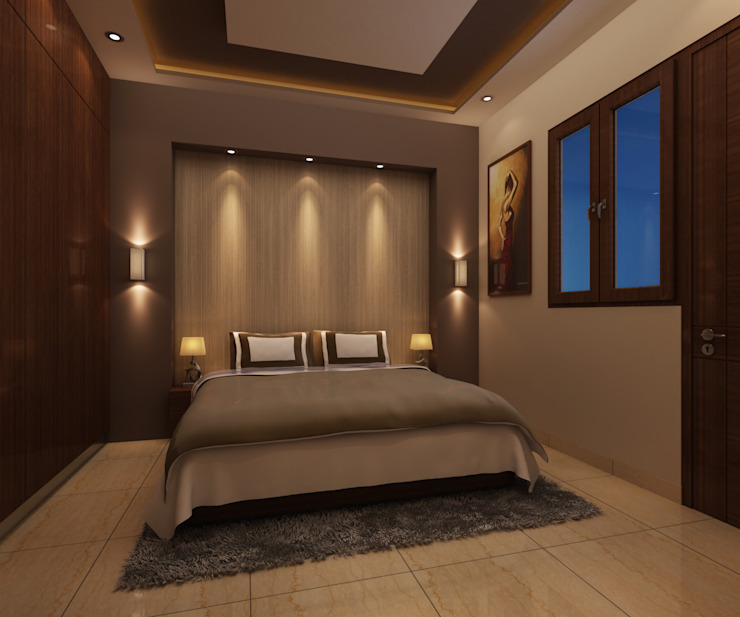 7 Lighting Ideas For Romantic Bedrooms Homify