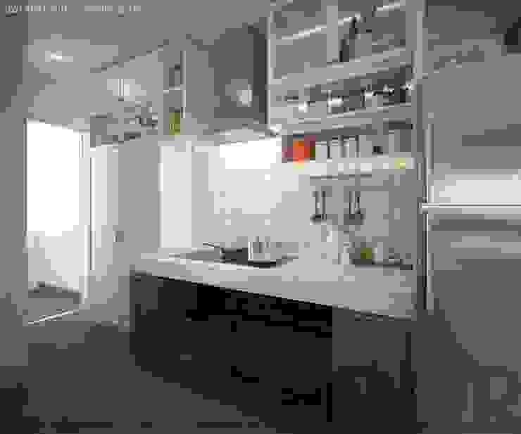 Project: HO17100 Apartment/ Bel Decor bởi Bel Decor