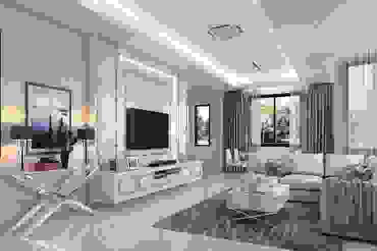 Khun Art Home @ chonburi โดย LOFTTID DESIGN