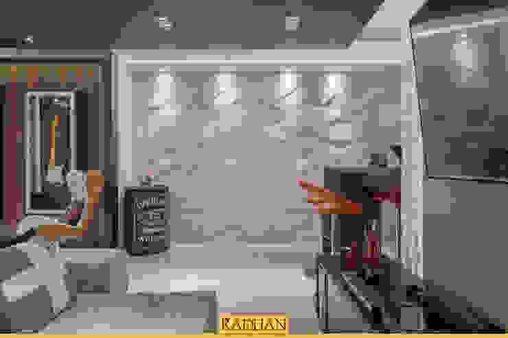 Murs & Sols modernes par Raduan Arquitetura e Interiores Moderne