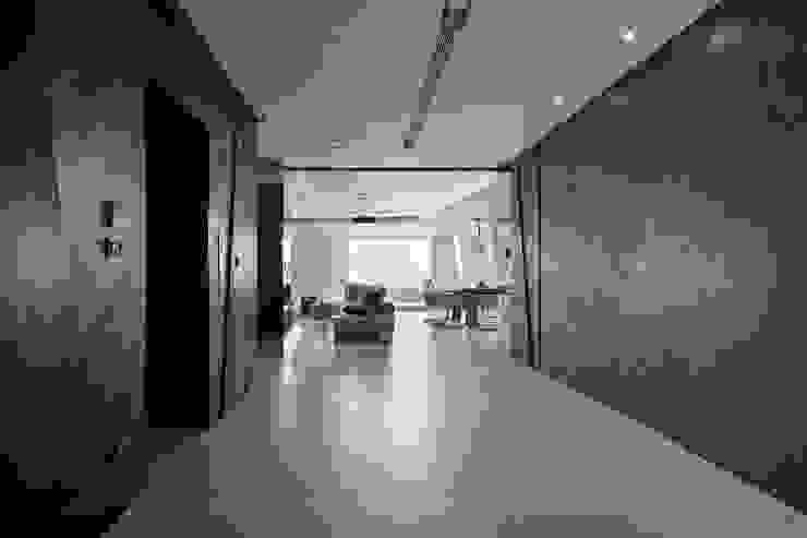 入口梯廳 根據 Nestho studio