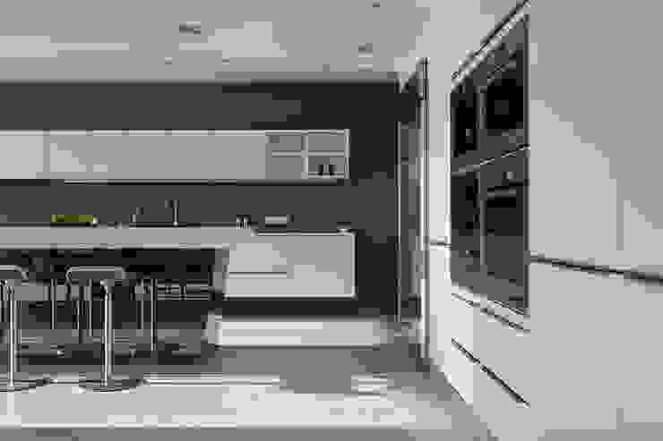 廚房 根據 Nestho studio