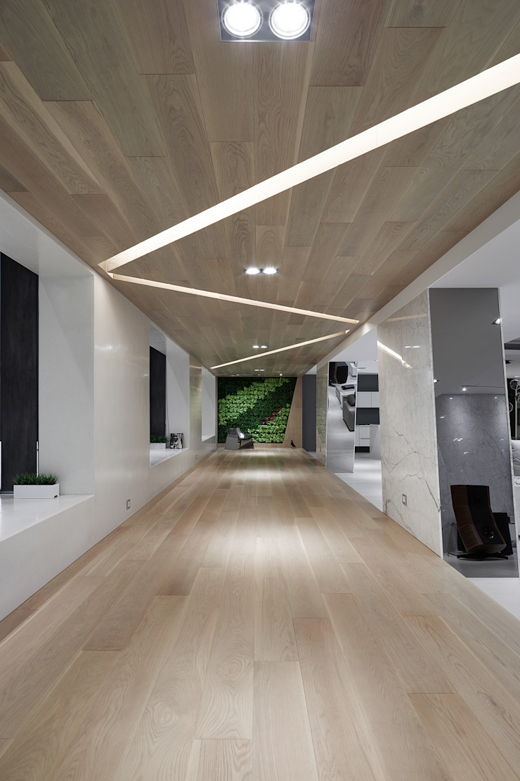 活動廊道 根據 Nestho studio