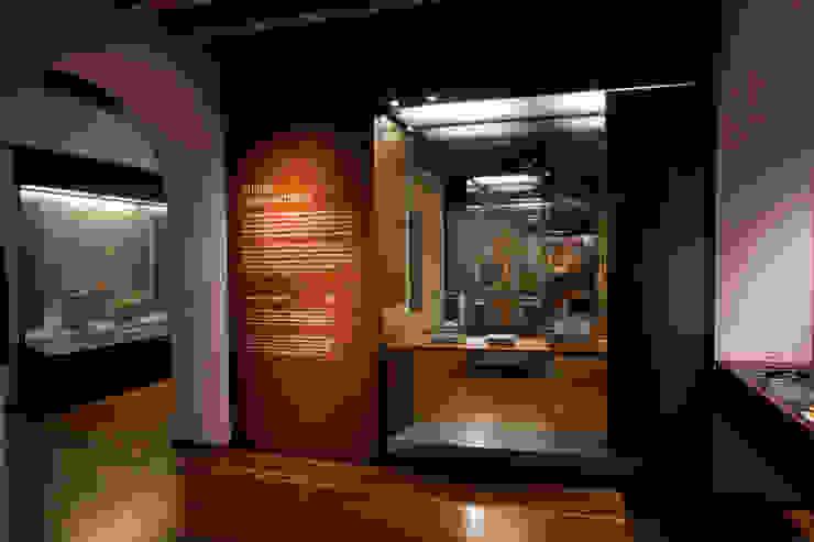 Museo Nacional de Colombia de Zet // diseño de espacios Colonial
