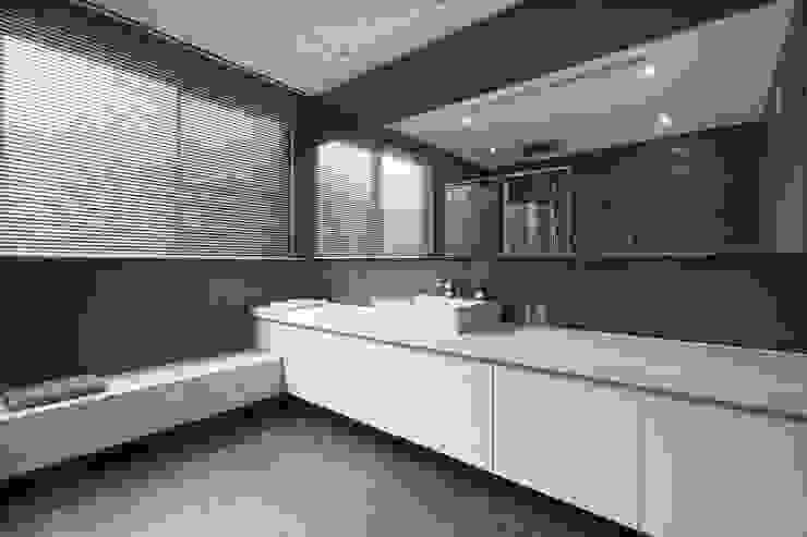 公共浴室 根據 Nestho studio