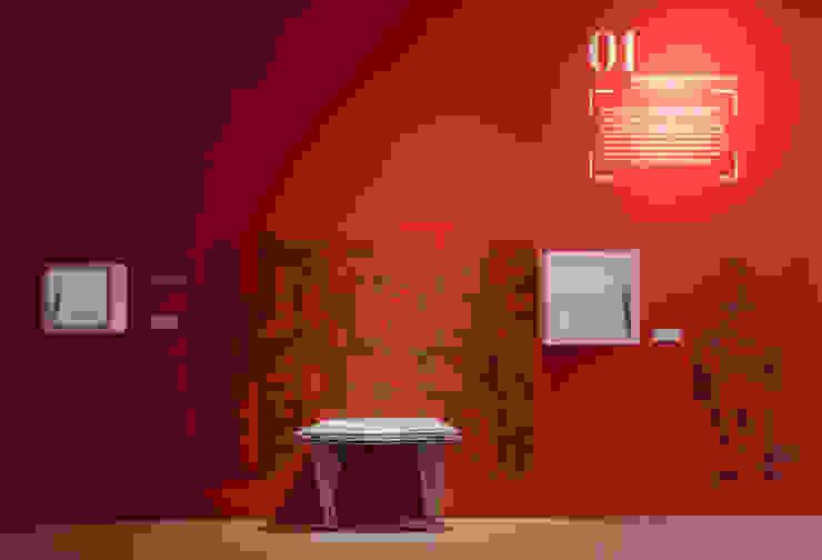 Biblioteca Nacional de Colombia de Zet // diseño de espacios Moderno