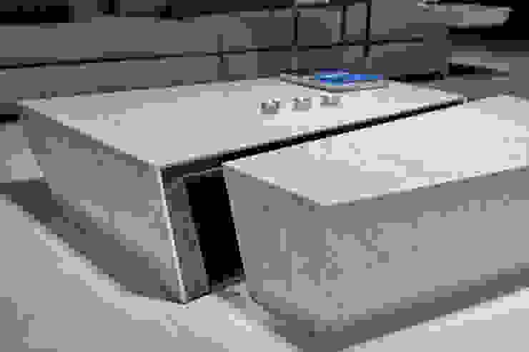 nestho table 05: 現代  by Nestho studio, 現代風 大理石