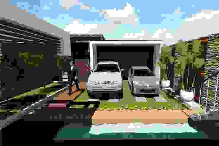 Oleh Architech Tacna Arquitectos e Ingenieros Modern