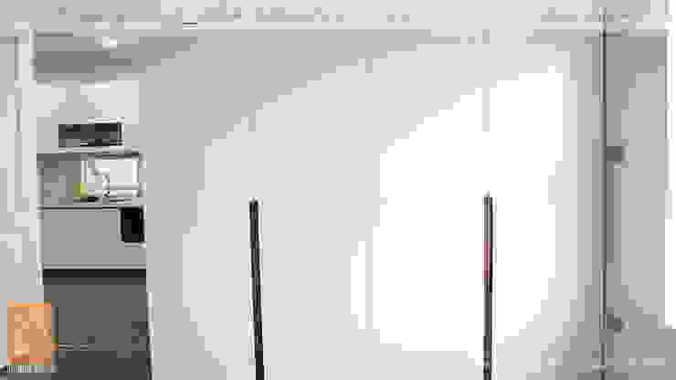 Chung cư vinaconex 16 Phòng thay đồ phong cách hiện đại bởi DD Home Design Việt Nam Hiện đại