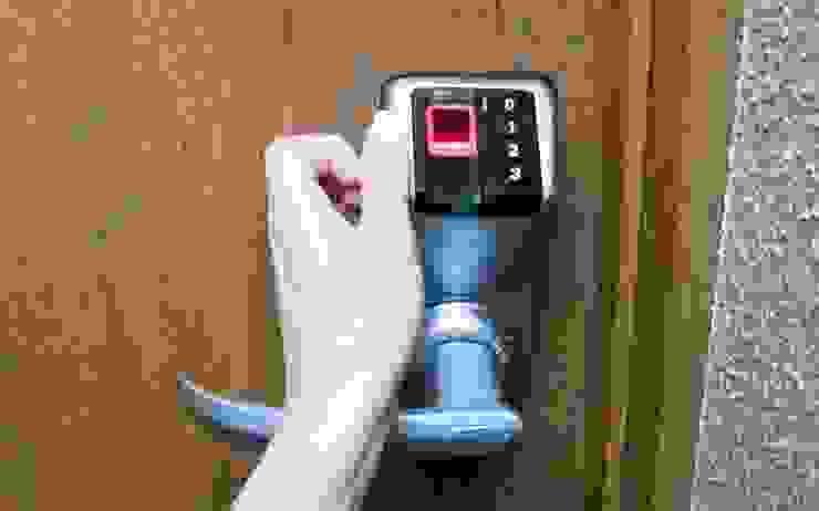 Digital Keyless Door Lock Systems by Locksmith Stellenbosch