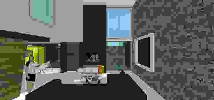 Sala Salas de estilo minimalista de MARATEA estudio Minimalista